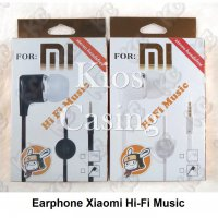 Earphone Xiaomi Hi-Fi Music Headphone Headset Handsfree