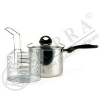 PANCI SUPRA DEEP FRYER STAINLESS STEEL TEBAL