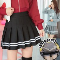 BEST (#803)Twice Skirt/Rok Pendek/Rok Celana/Rok Tennis