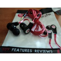 Monster Beats Tour by Dr. Dre Earphone KW Tanpa Box Suara Bagus Murah