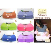 Cuddle Me Nursing Pillow Bantal menyusui)