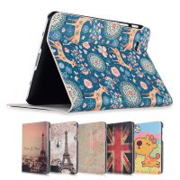 [globalbuy] Fashion painted Pu leather stand holder Cover Case for Samsung Galaxy Tab 2 GT/3679609