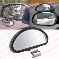 Aksesoris Spion Mobil Car Side Blind Spot Mirror Wide Angle Rearview