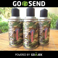 GREEN GAS for Airsoft Gun - Tournament Quality [Point Blank]