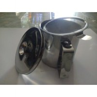 Oil Pot Stainless Steel / Wadah Minyak Goreng