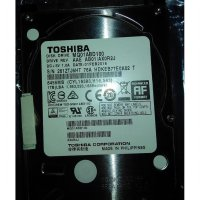 HDD internal notebook 1TB TOSHIBA