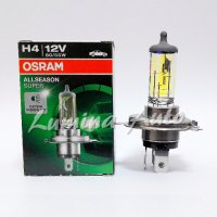 Lampu Mobil OSRAM All Season Super (ALS) H4 60/55 Watt