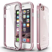 [poledit] iPhone 6s Case, AmiCool Cellphone Cover 2-in-1 PC Frame & Transparent TPU Back C/13421852