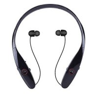 [poledit] URANT Urant New Premium Wireless Bluetooth Stereo Headset with Retractable Wire /13421615