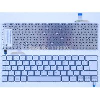 [globalbuy] Hot sell laptop keyboard for acer aspire S7 S7-391 S7-191 SP Silver teclado MP/3664366