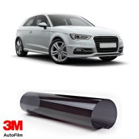 3M Auto Film / Kaca Film Mobil - Paket Medium Eco Black u/ Audi A3