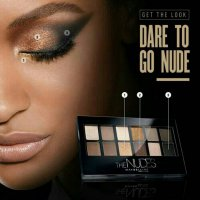 Maybelline The Nudes Eye Shadow Palette