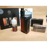 PAKET NGEBUL AUTHENTIC ORIGINALTHERION DNA75 KIT RDA VAPE SIAP PAKAI
