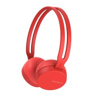 SONY Wireless Headphone WH-CH400 Red