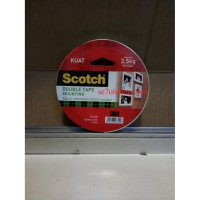 3M Scotch Isolasi Double Tape Mounting 12mm x 3m