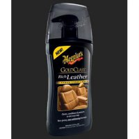 Meguiars - Meguiar's Rich Leather Cleaner n Conditioner Pump