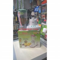 Maspion Blender Pelumat with Dry Miller 1.5 Liter (MT-1207)