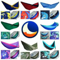promo paket hemat hammock ticket to the moon double plus strap