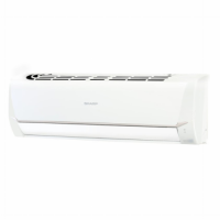 Sharp AH-A5SEY Air Conditioner 1/2 Pk (AC) Outdoor+Indoor - Free Ongkos Kirim Se-Jabodetabek
