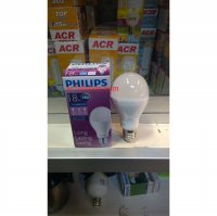Philips LED Bulb 18W Putih (Cool Daylight)