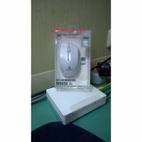 Micropack Mouse Wireless 2.4G White (MP-776W)