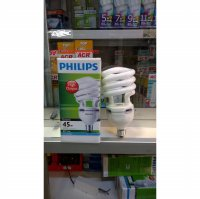 Philips Ecotone Tornado 45W Putih (Cool Daylight)