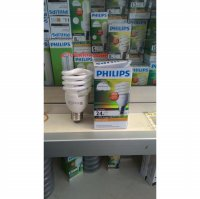 Lampu Philips Tornado 24W Kuning (Warm White)
