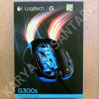 [Garansi Resmi] Logitech G300S Optical Gaming Mouse