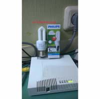 Lampu Philips Essential 5W Putih (Cool Daylight)