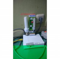 Lampu Philips Essential 14W Kuning (Warm White)