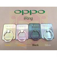 Iring Stent Oppo Bahan Besi (Good Quality)|Phone Holder|Ring Stand|Phone Stand Oppo