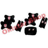 Bantal Mobil Arsenal 2in1+3in1
