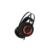 Headset SteelSeries Siberia 650 Headphone / Headset (White / Black )