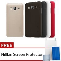 NILLKIN Super Frosted Shield Hard Case for Samsung Galaxy J3 (2016) - Original