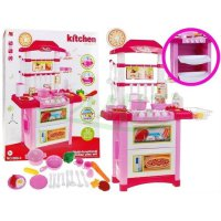 MULTIFUNCTIONAL KITCHEN PLAY SET 889-4 - MAINAN KITCHEN MASAK MASAKAN