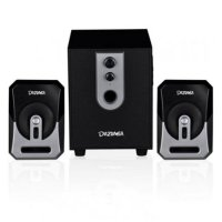 Dazumba DW166 Speaker aktif 2.1 - Bluetooth, USB, SD/MMC