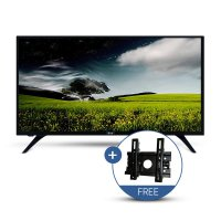 LG LED TV 32 Inch 32LJ500D Flat HD Ready [Digital TV/Dolby Audio/USB movie]+Free Bracket+Free ONGKIR