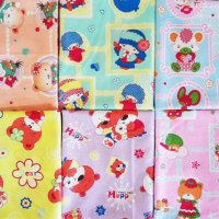 (Platinum) bedong bayi motif mix 110x90full