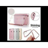 SHINING CHROME JELLY CASE TRANSPARAN OPPO NEO 5 / A31
