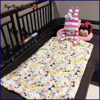 Bedcover / Selimut Bayi Disney Tsum Tsum Edition