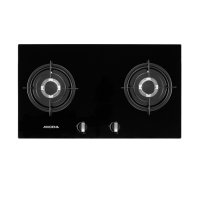 Modena Built in Hob BH0725 70cm 2 burners