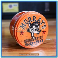 (Minyak Rambut) Pomade Murray's Small Batch 50 - 50 / Original 100%