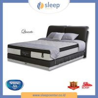 SLEEP CENTER SPRING AIR Quarto Bed Set 120x200