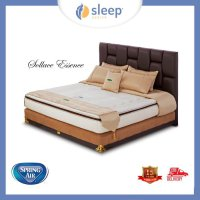 SLEEP CENTER SPRING AIR Sollace Essence 200x200 Bed Set