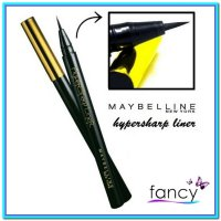 (Eye Liner) Maybelline Hyper Sharp Liner Black (Ultra Fine Liner)