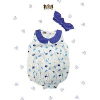 [Star Product] Petite Mimi - Cat Series Jumper BLUE (9-18m)