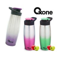 [Oxone] Botol Termos Matrix Flash Oxone OX054 450ml (Free Handuk Good Morning)