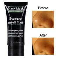 Shills Black Mask Purifying Peel Off Mask Masker Cream Krim Perawatan Wajah Penghilang Komedo Best Seller