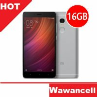 Xiaomi Redmi Note 4 - RAM 2 GB - ROM 16GB 2/16 - Grey / Gray