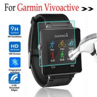 [globalbuy] For Garmin Vivoactive Smart watch Digital smart Screen Protector Glass Tempere/5810476